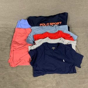 Boy's bundle of Polo Ralph Lauren Clothes
